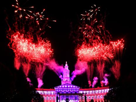 Denver Fireworks 2019 Your Guide To Fourth Of July Displays In The