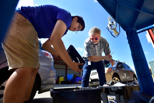 Legislators tour Boulder County recycling facilities in search of solutions for state's recycling woes