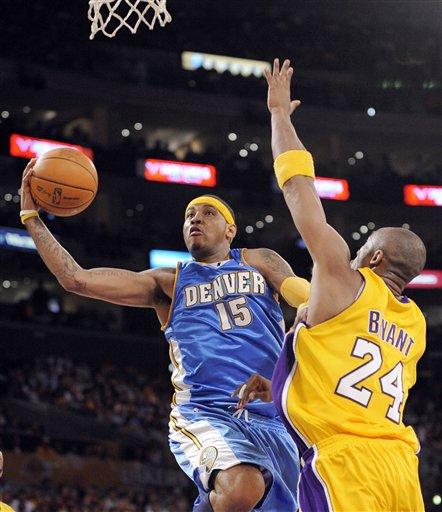時隔11年再相遇!湖人西決大戰金塊,上一次對決還是Kobe打甜瓜!-黑特籃球-NBA新聞影音圖片分享社區