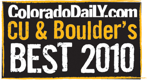 CU & Boulder's Best 2010… as chosen by you – Colorado Daily