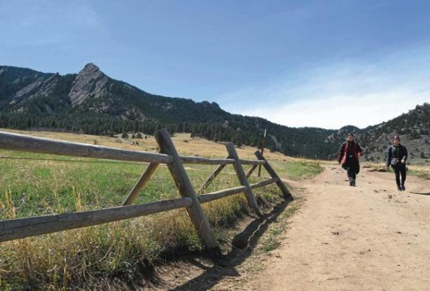 Remarkable Step On It 5 Boulder Hiking Trails To Get You Started Complete Home Design Collection Barbaintelli Responsecom